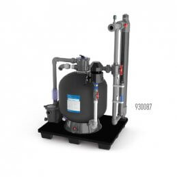Sweetwater Bead Filtration Skid Systems, 60 HZ & 50 HZ Models