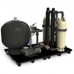 Commercial Filtration Systems - Sand Filters