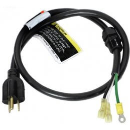 Optional 3-Ft Power Cord for 115V Sparus and Taurus Pumps